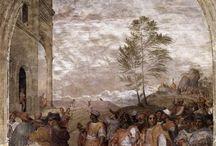 Cinquecento Florentine Magi Paintings