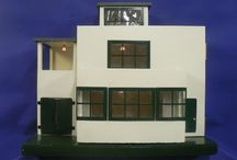 Art Deco Dolls Houses and Furnishings
