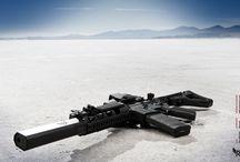Rifles / by GM