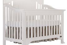 Evolur Sawyer LifeStyle 5 in 1 Convertible Cribs