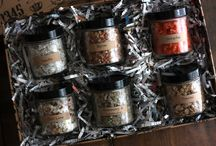Salts & Spices / Sea salts and added flavors