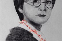 Harry Potter Drawings✏️