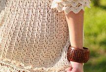 Horgolt/crochet