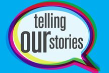 Telling our Stories / A compilation of true stories told by both our students and adult residents with complex special needs who call Latham Centers home, who have courageously battled through medical and familial issues to be where they are today.