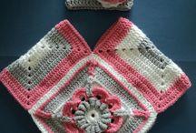 Crocheted children's dresses & hats / Children'sclothes / by Mary Ellen