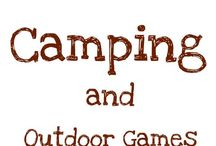 camping theme / ideas
