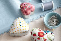 pin cushions / by Shelley Taylor
