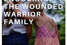 Wounded Warrior & Family Support & Resources / Free programs & resources for wounded warrior families #Military #Support #PurpleHeart