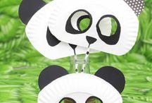 панда пати