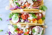 Taco receptek
