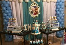 Décoration d anniversaire fait par moi / Decoration d anniversaire ou événement à thème pour enfant et adulte réalisé par moi et mon acolyte (Bras droits) .