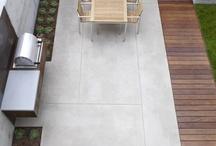 Terrasse / Minimalist and modern