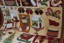 Quilts Natalinos - Xmas Quilts