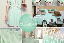 Wedding colors / Your personality shines with color!