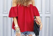 Fashion | COLD SHOULDERS by DNLLWRTL