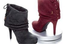 Női csizmák, bakancsok / Boots