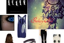 What I came up with / Stuff I've created on Polyvore Go check it out, it's actually pretty fun :P