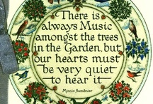 Garden and Nature Quotes / garden quotes, positive quotes, quotes, garden, gardening
