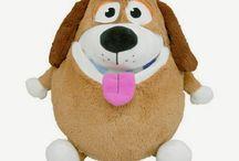 Jucarii pentru copii / Furby si Mascota Tummy Stuffers