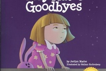 """My books 4 MilKids & Parents / #Deployment separations suck, don't they? Quincy Companion Books offers """"Lily Hates Goodbyes"""" especially for #milkids ages 2-7 to help them get through that very hard time. """"Helping Your Young Child Cope with a Parent's Deployment"""" is a handbook for parents, grandparents, and other caregivers. You can help your kids thrive during the separation. Lily is standing by ready to help!"""