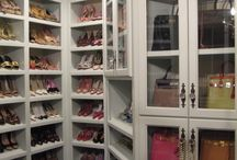 Closets and Organization / An organized home is a happy home, and an organized closet keeps everyone sane.