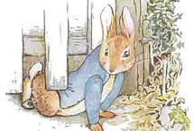 Beatrix Potter Love... / by Amy Young