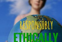Sustainable travel / Ethical travel tips - how to travel taking into consideration environmental issues and local people.