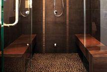 Flooring for WBB's shower