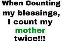 My Mom..