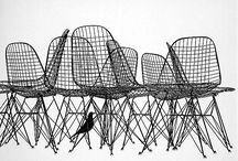 Chair design / Iconic chairs, my favourite pieces