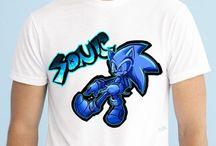 Video Games Men T-shirts