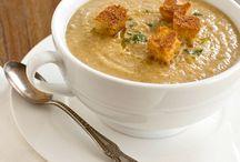 Veggie - Soups / Tasty Vegeterian & Vegan Soup Recipes