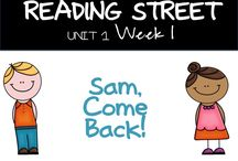 U1W1-Sam, Come Back!-Reading Street