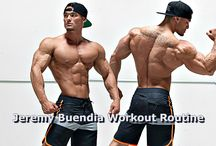 Male celebrity bodybuilders workout routine / Male celebrity bodybuilders workout routine related post from bodybuildingarena
