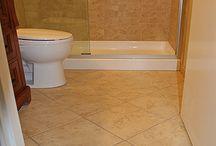 Bathroom Re-do / by Amanda 'Jungjohan' Feste