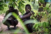 Repubblica Democratica del Congo / storie di rifugiati e sfollati interni della Repubblica Democratica del Congo (RDC).