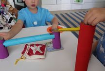 STEM activities with Nanny Anita / Activities to help develop Science, Technology, Engineering and Maths