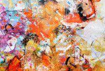 Dario Bosa / Dario Bosa is een dichter op doek. De kwaliteit van de compositie en balans in zijn schilderijen valt direct op, maar het is de onuitputtelijke zoektocht naar schoonheid die Dario Bosa's schilderijen zo indrukwekkend maken. Kom ze bewonderen in de galerie of vraag vrijblijvend een proefplaatsing aan!