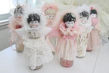 Dolls / by Wanda Contreras Pagan