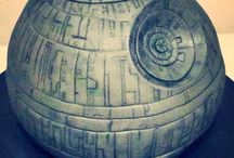 Best Star Wars Cakes / these are some of the best Star Wars Cakes.