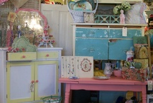 Ideas upcycling children's furniture