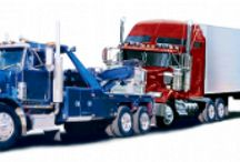 Semi Truck Trailer Repair Breakdown Assistance Towing Commercial Tires Nationwide