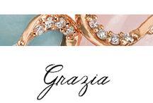 Grazia / #Bibigì | Collezione Grazia | Gioielli in oro, brillanti e pietre preziose.