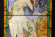Stained Glass / by Cecilia Rivera