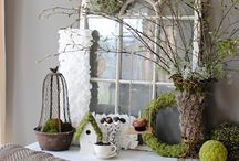 Spring Decor / by Misty Hill
