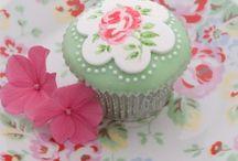 Bakning - cupcakes
