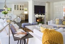 Inspirational Living Areas  / Great living areas which inspire us
