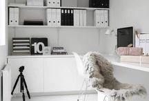 Kontor/arbejdsværelse