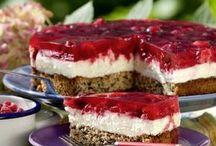 Kuchen und Nachtisch