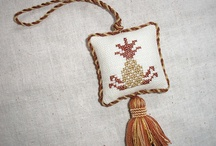 Ideas for finishing stitchery projects / by MJ F